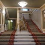 Foyer Schachmuseum Moskau
