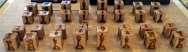 Schachfiguren 1943