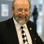 Schiedsrichter Bernhard Riess